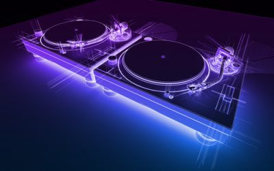 Thoughts on DJ turntables